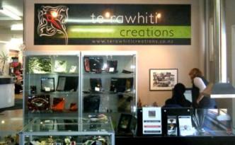 Te Rawhiti Creations Shop