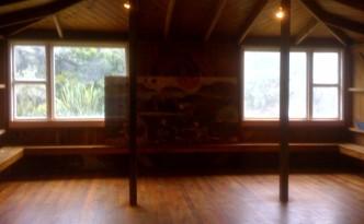 New Te Rawhiti Marae Windows