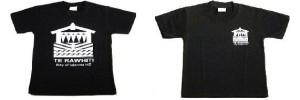 Te Rawhiti Marae Whare T-Shirts